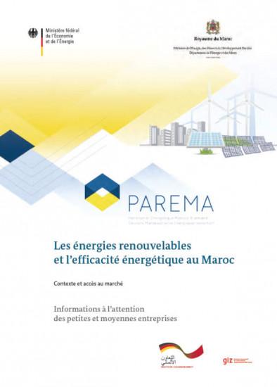 Les énergies renouvelables et l'efficacité énergétique au Maroc